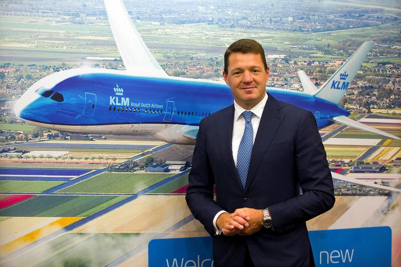 Air France CEO meets Dutch politicians on KLM unrest