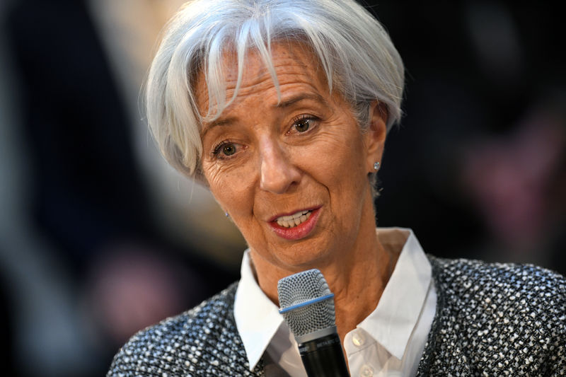 IMF's Lagarde urges deeper structural reforms in Ukraine