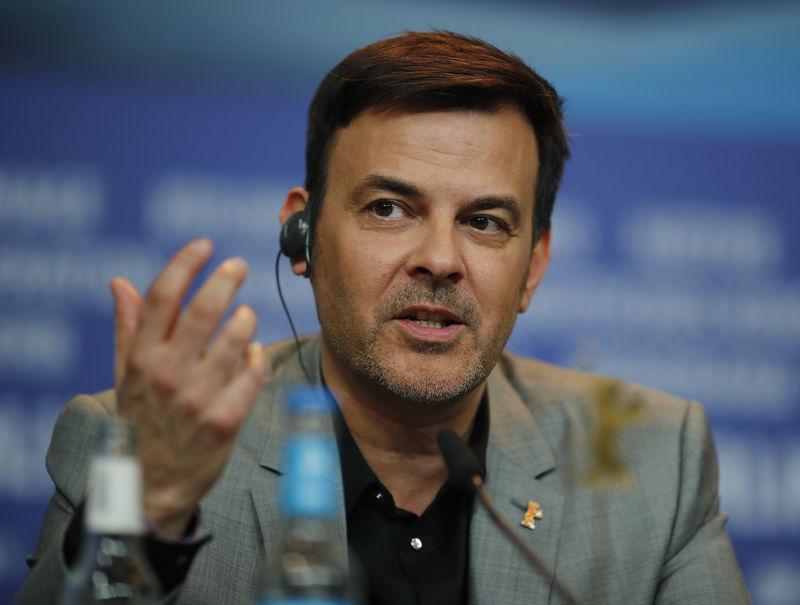 © Reuters. LA JUSTICE AUTORISE LA SORTIE DU FILM