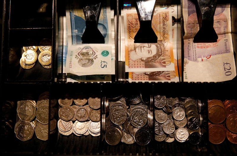 Brexit donor Odey renews sterling 'short' position, does not see hard Brexit