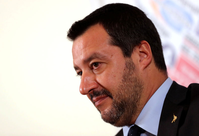 Italy Deputy PM Salvini rules out need for budget correction - Il Messaggero