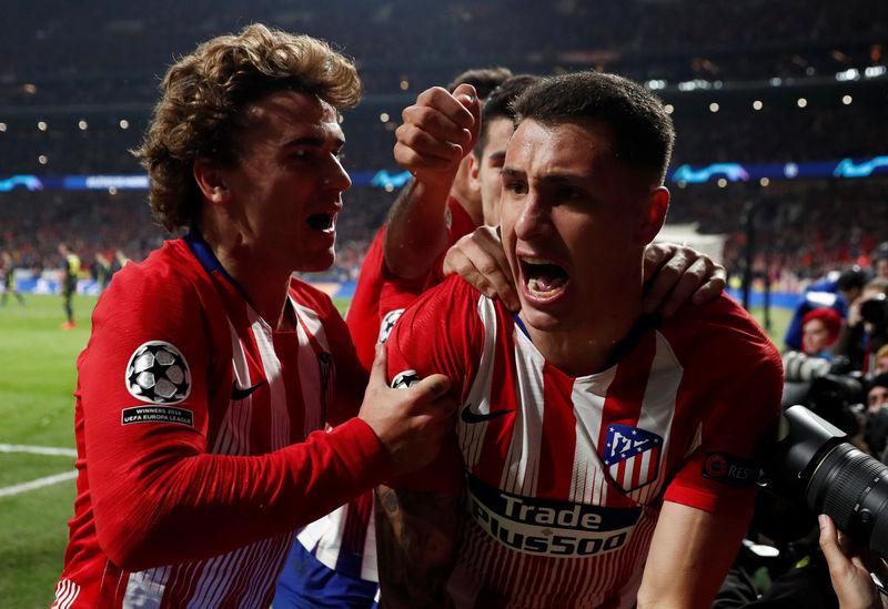 Atlético vence a Juventus con goles uruguayos en Liga Campeones, Man.City gana