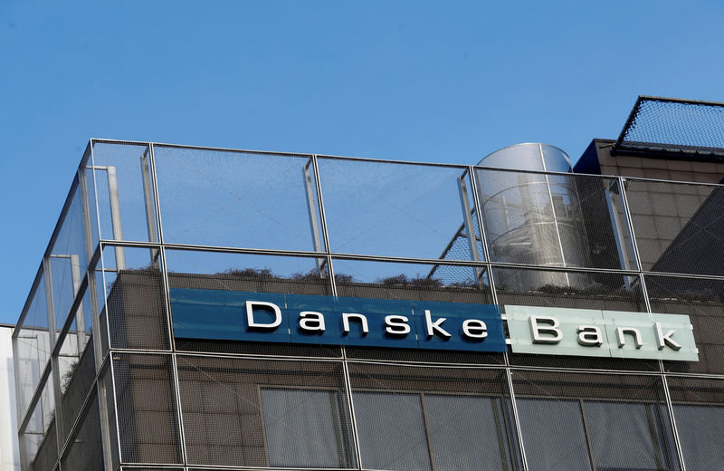 Danske Bank receives inquiry from U.S. SEC over money laundering