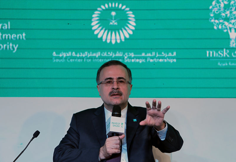 """Resultado de imagem para CEO da Aramco diz que indústria petrolífera passa por """"crise de percepção"""""""