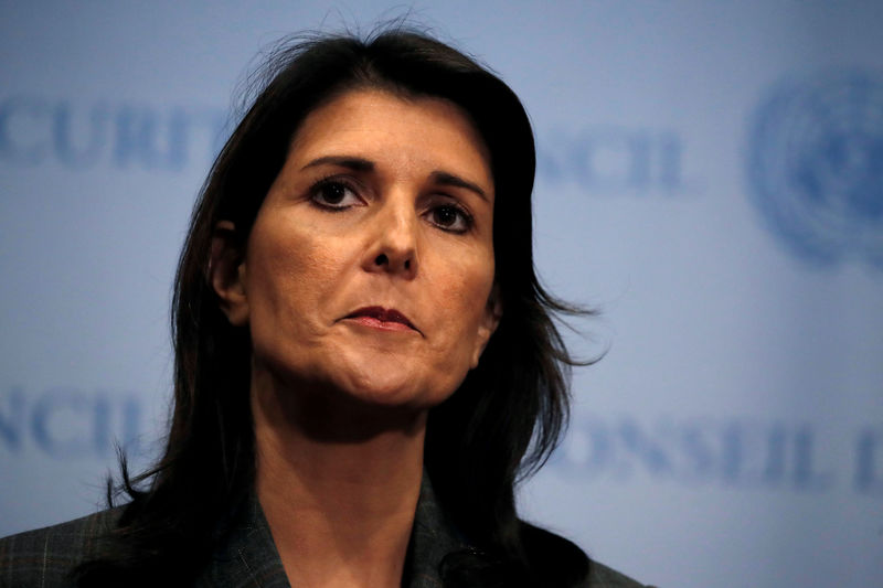 Boeing nominates former UN ambassador Haley to join its board