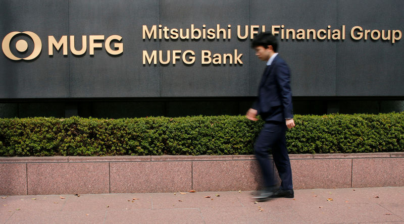 Japan's MUFG to buy German DZ Bank's aviation finance arm By Reuters