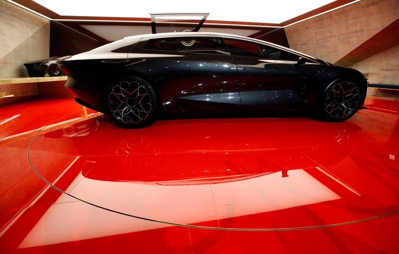 ©路透社。 文件图片:第88届日内瓦国际车展