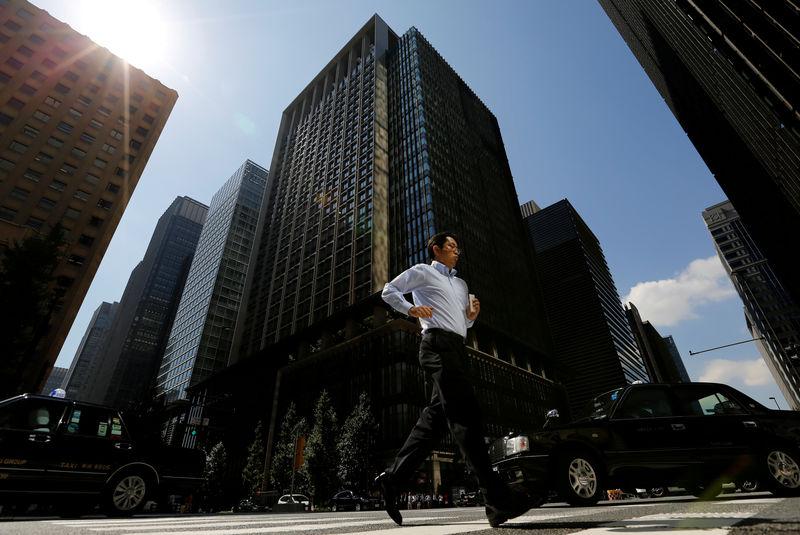 日本政府计划改变反垄断规则以鼓励区域银行整合因为多年的超低利率和人口萎缩导致利润下降