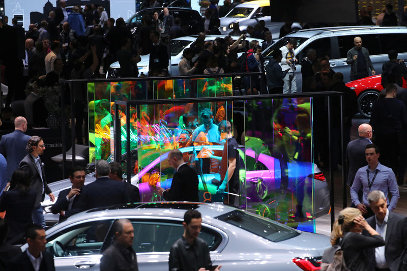 Dueling superminis distract from auto industry troubles