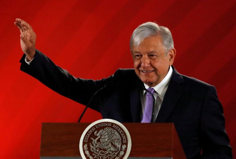 墨西哥总统宣布对评级机构进行战争谈判