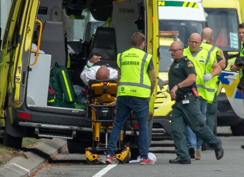 Massacre Em Mesquitas Da Nova Zelândia Deixa Ao Menos 49