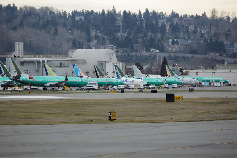 Boeing says finalising software upgrade, revising pilot training for 737 Max