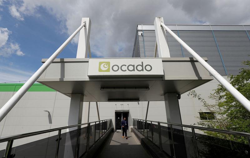 Ocado to establish U.S. office in Washington D.C. area