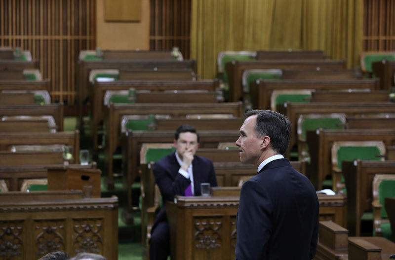 Canada offers stimulus budget, but may be too little to re-elect Trudeau government