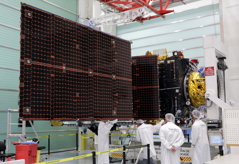 Shares in Inmarsat jump 16 percent on private equity approach