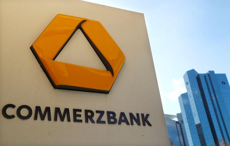 Umfrage - Finanzbranche gegen Fusion von Deutscher Bank/Commerzbank