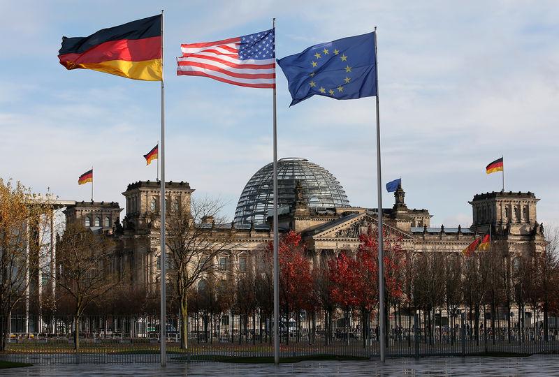 Merkel will im Handelsstreit mit USA gleiche Bedingungen für Marktzugang