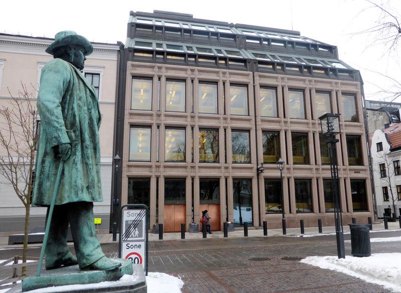 Norwegens Notenbank tanzt mit Zinserhöhung aus der Reihe