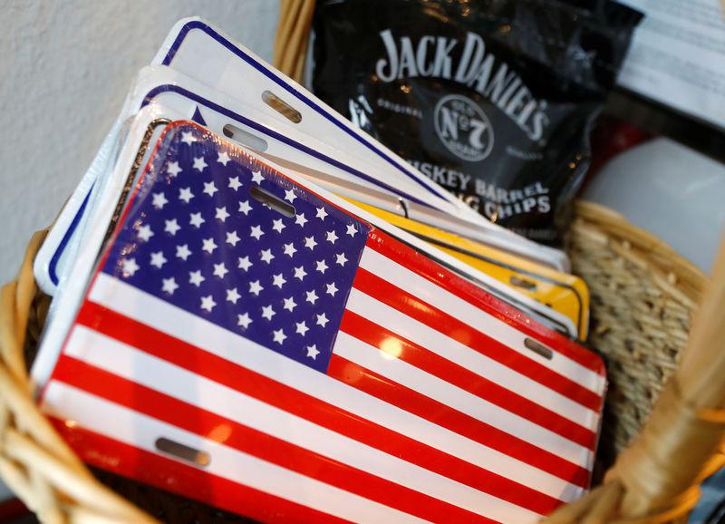 US-Whiskey-Exporte brechen wegen Zollstreit ein