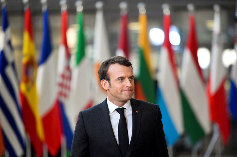 Macron skeptisch zu längerer Verschiebung des Brexit-Austrittsdatum