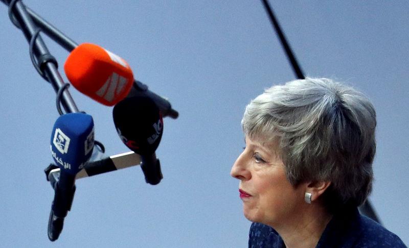 May pokert auf EU-Gipfel um Brexit-Aufschub - EU zögert