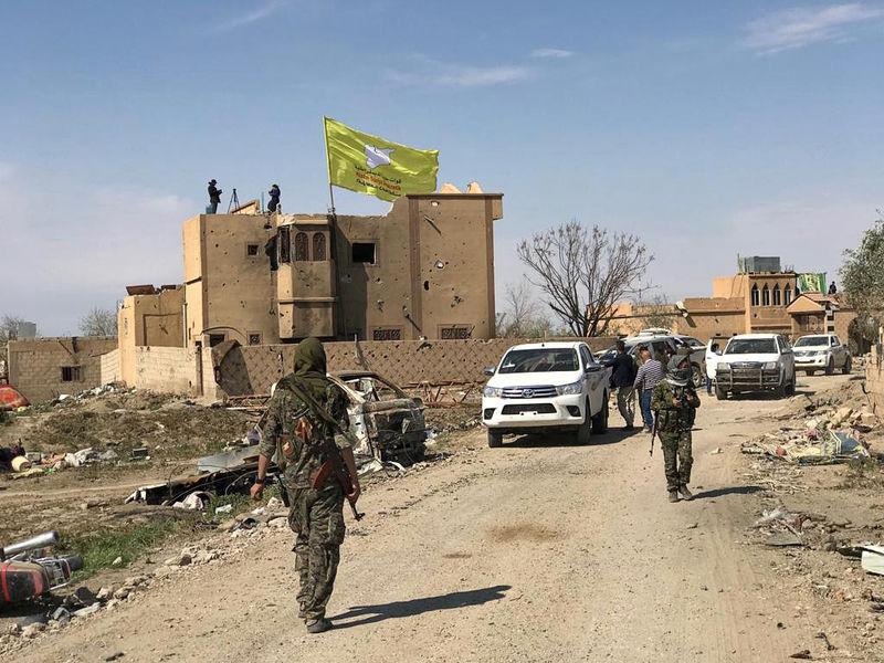 L'EI définitivement vaincu en Syrie, proclament les FDS