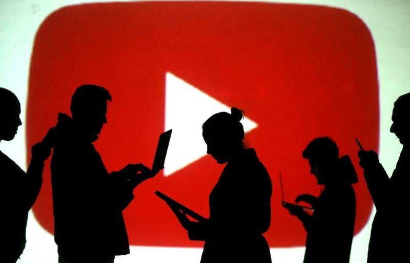 YouTube cancels high-end dramas and comedies - Bloomberg