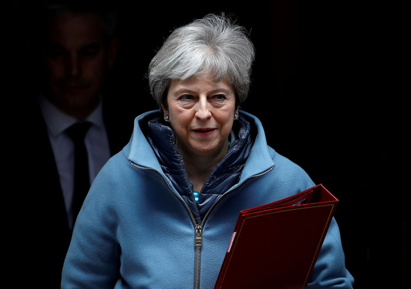 'Time's up, Theresa'? May battles to keep control of Brexit