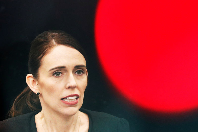 New Zealand PM welcomes Facebook bans on white nationalism, separatism