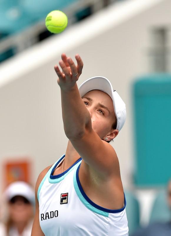 © Reuters. Tennis: Miami Open