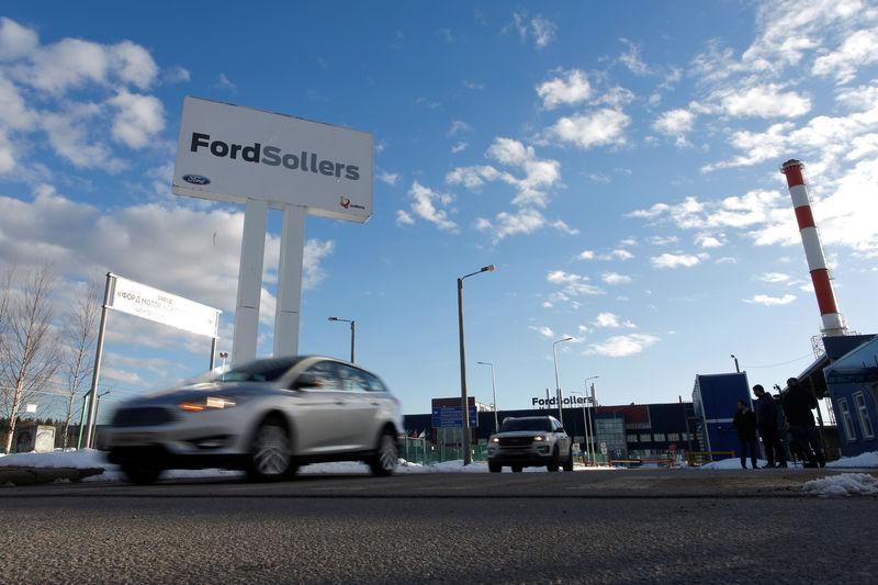 Ford снизил цены на легковые автомобили перед закрытием заводов в России