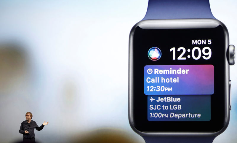 Exclusive: Japan Display to supply OLED screens for Apple Watch - sources