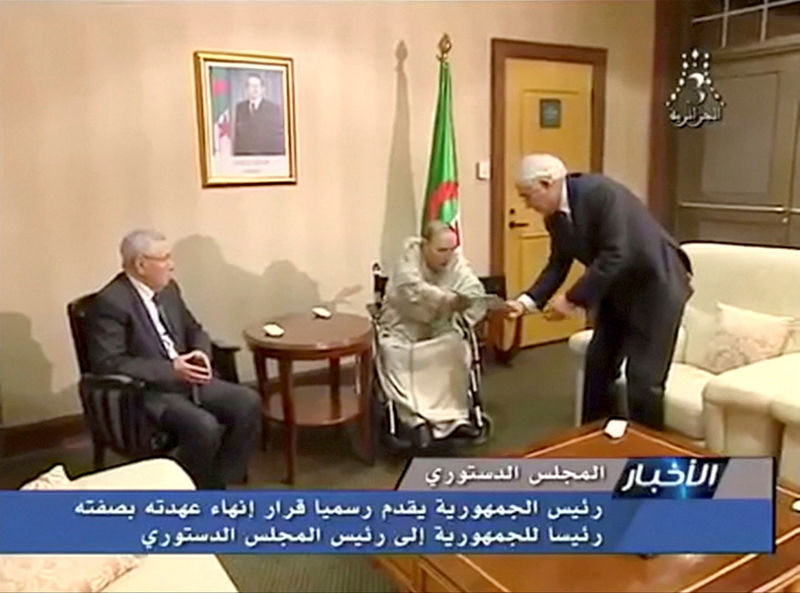 Algeria's interim rulers face insistent call for more change