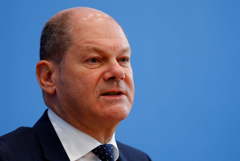 Germany to press for tax cooperation, debt transparency at