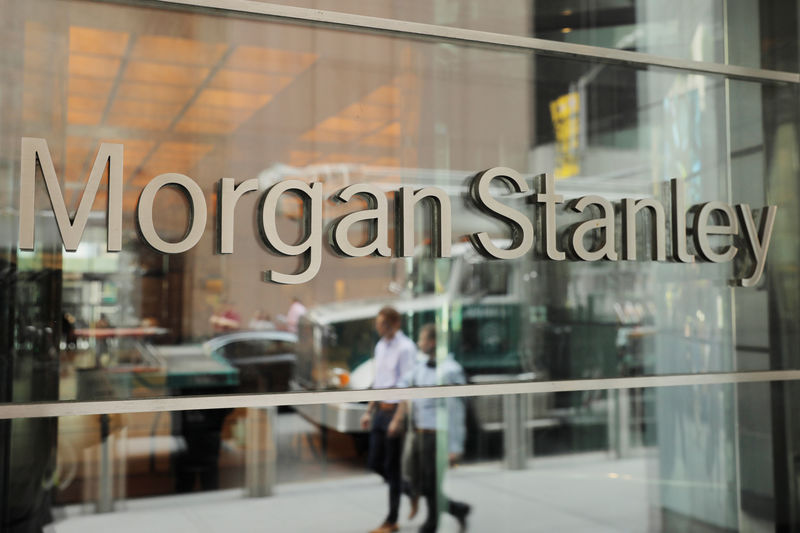 Morgan Stanley to become top shareholder in China funds venture with stake increase By Reuters