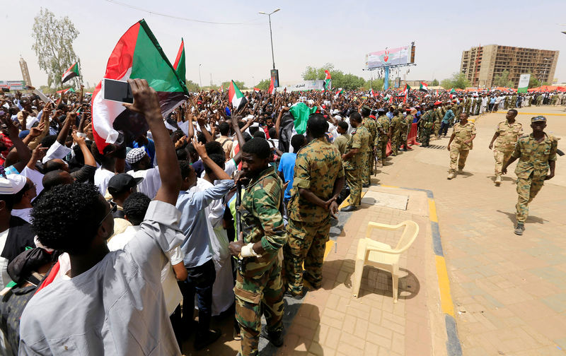 Head of Sudan's military council steps down, a day after Bashir toppled