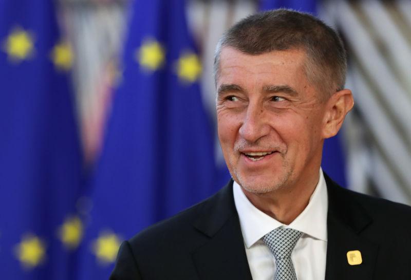 © Reuters. Extraordinary European Union leaders summit in Brussels