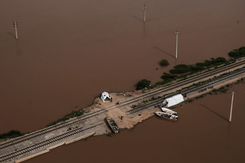 Iran says recent floods caused up to $2.5 billion in damage
