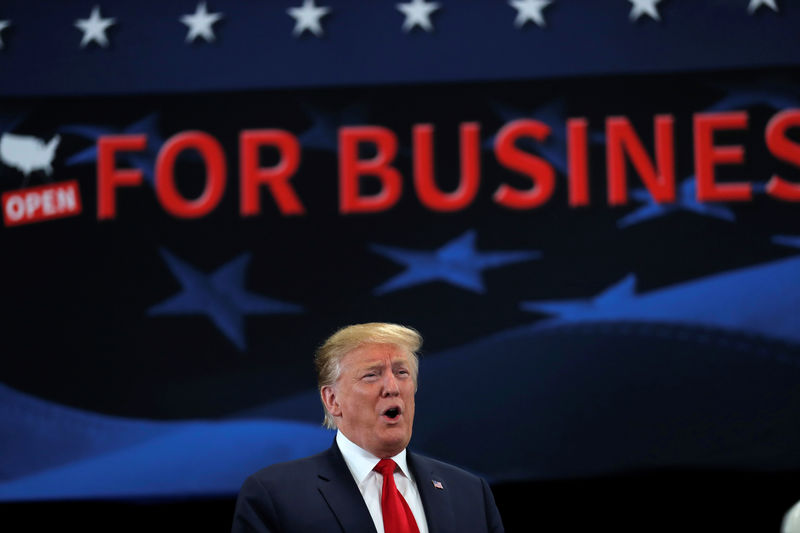 Trump on China trade spat: 'We're going to win either way'