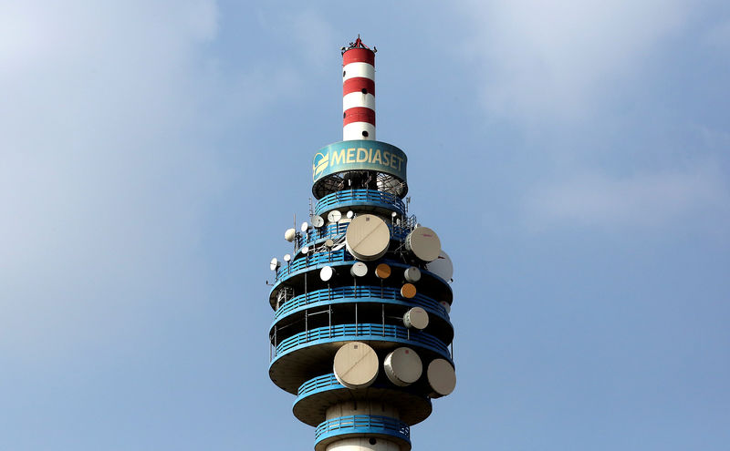 Mediaset rules out a cross border deal that would include Vivendi