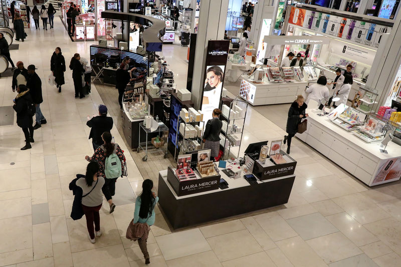 U.S. retail sales post biggest gain in one-and-a-half years in March B