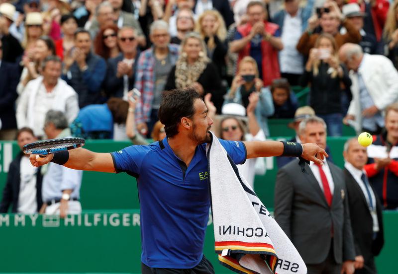 © Reuters. ATP 1000 - Monte Carlo Masters
