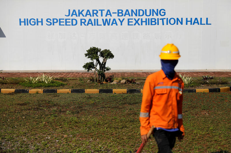 Fast track - Indonesia, Malaysia rail projects may give China more deals