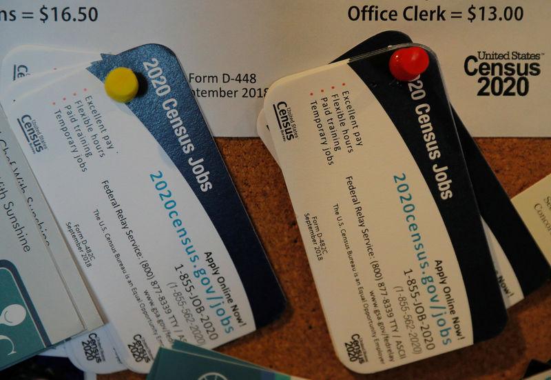 Supreme Court hears dispute over Trump census citizenship question