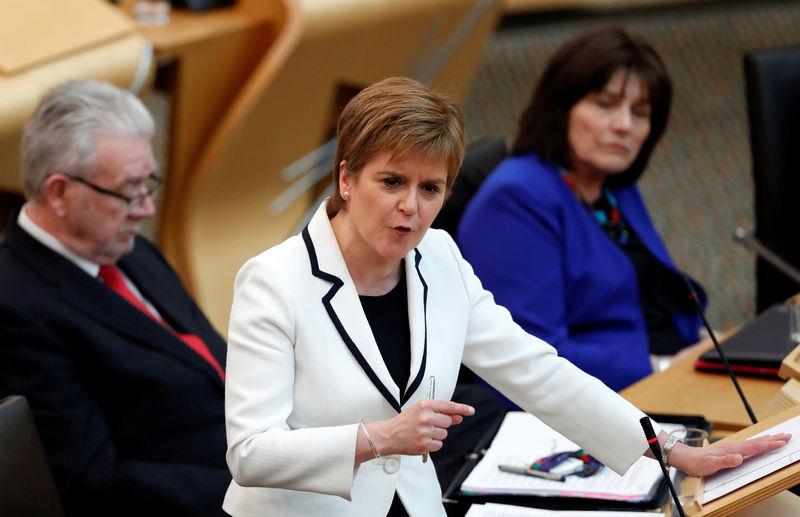 Schottische Regierung kündigt neue Unabhängigkeits-Abstimmung an