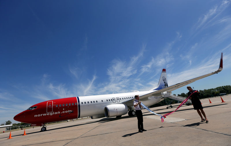 Norwegian Air reschedules aircraft delivery to cut $2.1 billion in 2019/2020
