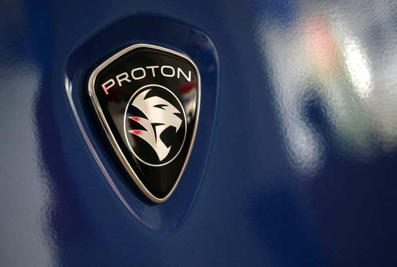 Malaysia's Proton to get $455 million financing from China Construction Bank