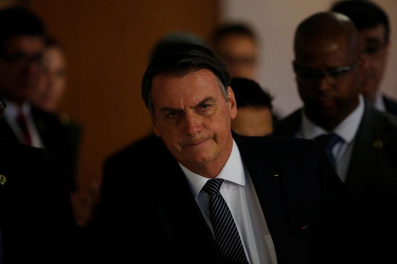 Brazil's Bolsonaro faces backlash as sponsors ditch NY gala dinner