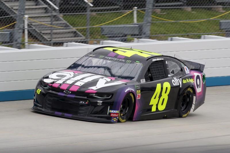 © Reuters. NASCAR: Gander RV 400-Practice