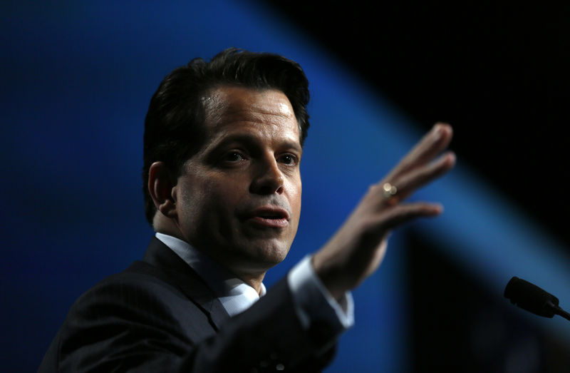 Scaramucci celebrates hedge funds in Vegas at SALT with less glitz